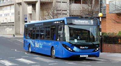 2745 - HF65CXV - Southampton (Blechynden Terrace)