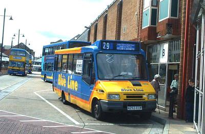 253 - N253ECR - Eastleigh (bus station) - Apr03