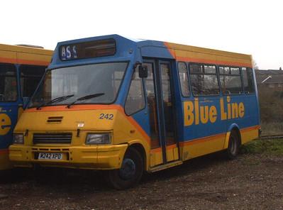242 - N242PDL - Ryde depot - 15.2.04