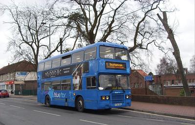 732 - H732DDL - Chandlers Ford (Fryern Hill) - 29.2.08