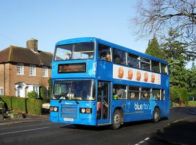 733 - H733DDL - Swaythling (Stoneham Lane) - 10.12.09