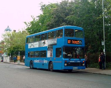 818 - N539LHG - Portsmouth (city centre) - 20.5.06