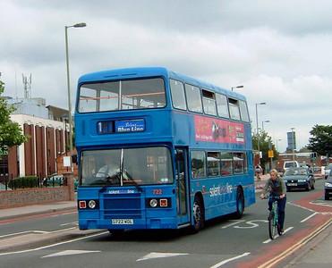 722 - G722WDL - Gosport (South St) - 3.7.05