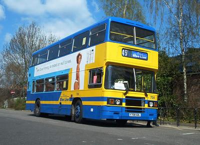 708 - F708SDL - Lyndhurst - 9.4.04