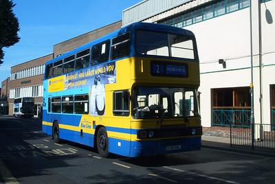 731 - H731DDL - Southampton (city centre) - June 2003