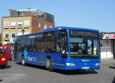2451 - HW07CXS - Hythe (Ferry Yard) 7.3.11
