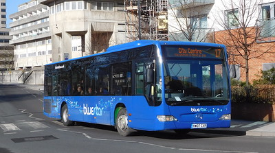 2451 - HW07CXR - Southampton (Bechynden Terrace)