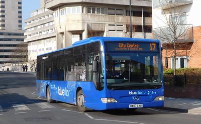 2454 - HW07CXU - Southampton (Blechynden Terrace)