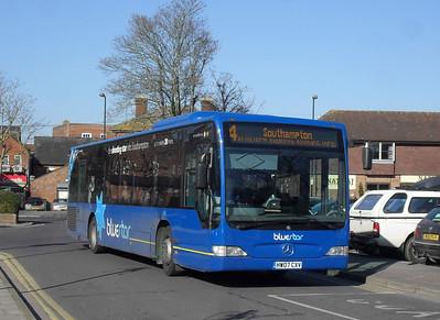 2455 - HW07CXV - Romsey - 7.3.11