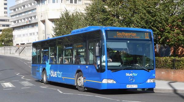 2428 - HF06FTZ - Southampton (Blechynden Terrace)