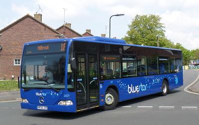 2401 - HF55JYX - Thornhill (Tunstall Road)