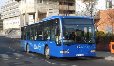 2405 - HJ55JZC - Southampton (Blechynden Terrace)
