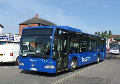 2404 - HF55JZA - Portswood (St Denys Road)