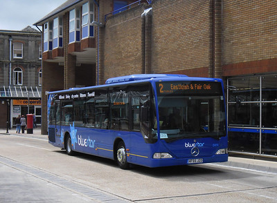 2414 - HF55JZO - Eastleigh (bus station) - 6.6.12