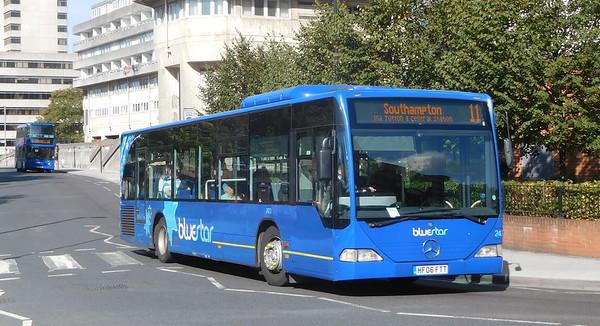 2423 - HF06FTT - Southampton (Blechynden Terrace)