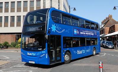 1605 - HF65AXY - Eastleigh (bus station)