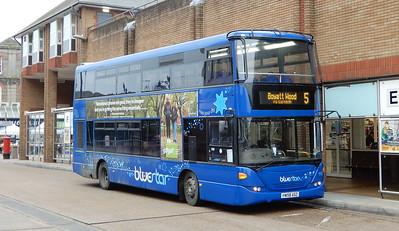 1112 - HW58ASZ - Eastleigh (bus station)