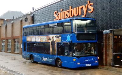 1116 - HW58ATO - Eastleigh (bus station)