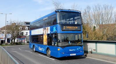 1116 - HW58ATO - Eastleigh (Bishopstoke Road)