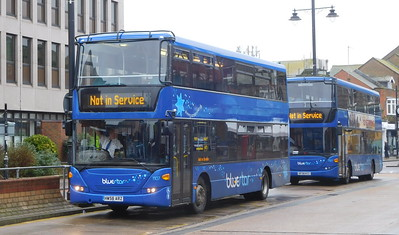1107 - HW58ARZ - Eastleigh (bus station)