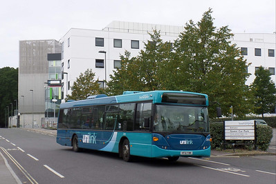 2012 - HF61FWM - Highfield (Salisbury Road)