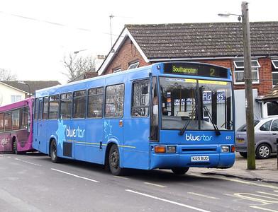 625 - K125BUD - Fair Oak - 30.1.09