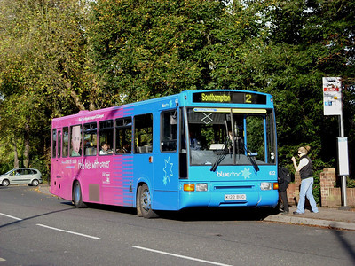 622 - K122BUD - Swaythling (Stoneham Lane) - 21.10.08