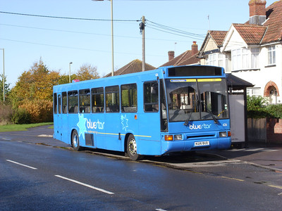 626 - K126BUD - Totton - 21.10.08