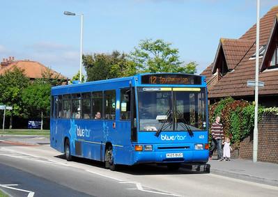 625 - K125BUD - Totton - 26.9.09