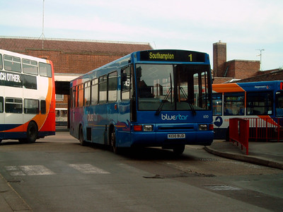 630 - K130BUD - Winchester (bus station) - 25.2.06