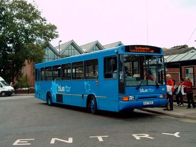627 - K127BUD - Romsey - 14.9.07