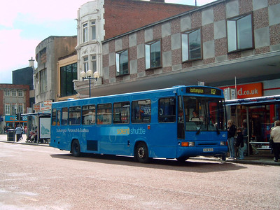 622 - K122BUD - Portsmouth (city centre) - 20.5.06
