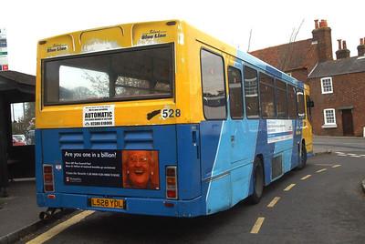 528 - L528YDL - Hamble - 13.4.04