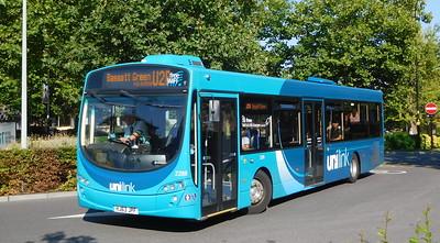 2288 - HF63JPF - Southampton (Highfield University campus)