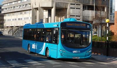 2290 - BN64CNV - Southampton (Blechynden Terrace)