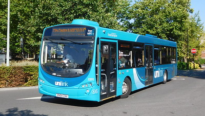 2291 - BN64CNV - Southampton (Highfield University campus)