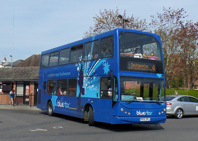 1807 - HX51ZRJ - Romsey (bus station) - 17.4.14