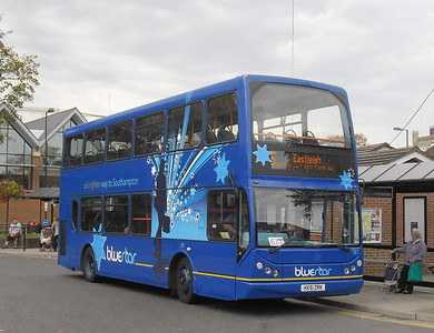1808 - HX51ZRK - Romsey (bus station) - 24.10.11
