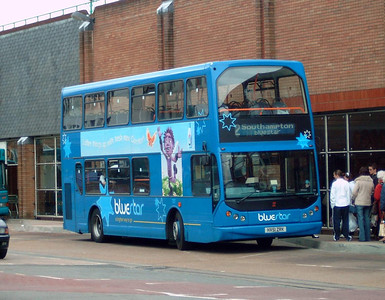 1808 - HX51ZRK - Eastleigh (bus station) - 16.4.05