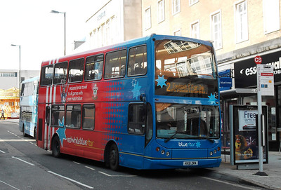 1801 - HX51ZRA - Southampton (city centre) - 3.12.09