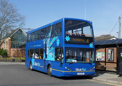 1808 - HX51ZRK - Romsey (bus station) - 17.4.14