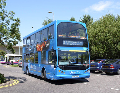 1802 - HX51ZRC - Hedge End superstores - 24.7.08