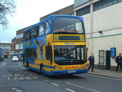 1804 - HX51ZRE - Southampton (city centre) - 3.4.04