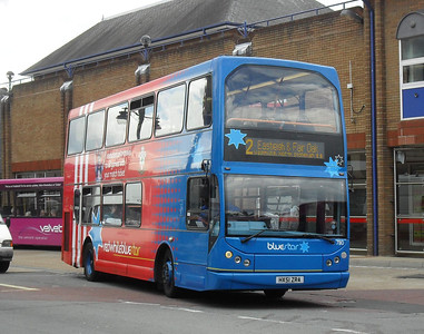 1801 - HX51ZRA - Eastleigh (bus station) - 29.6.11