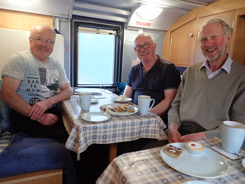 Farewell to Stagecoach in Skye