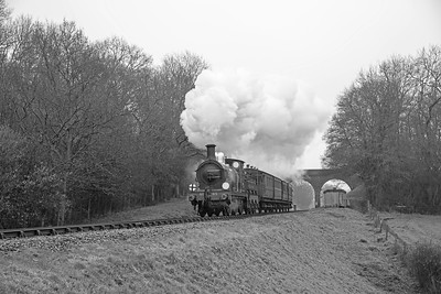 65 approaching Horsted Keynes