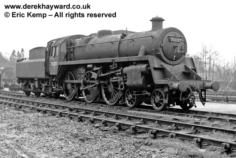 Another view of 75027.  16.03.1969