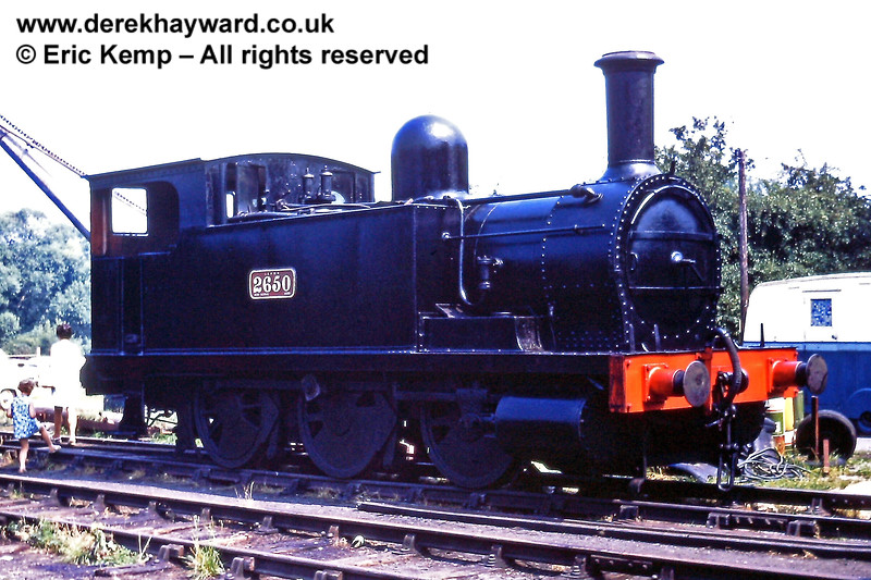 The North London Tank at Sheffield Park on the 10th Anniversary. 02.08.1970