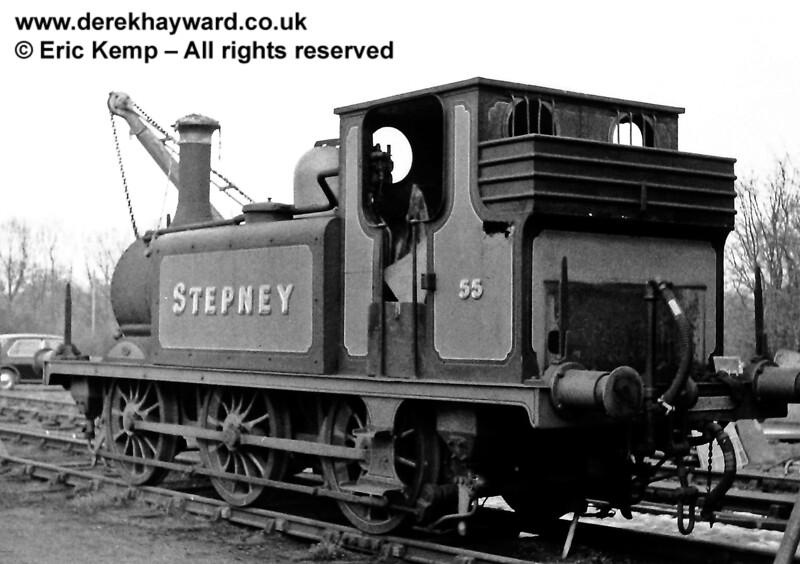 Stepney.  08.03.1970