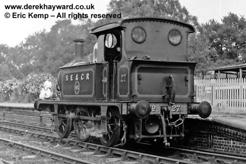 27 at Sheffield Park.  26.07.1969